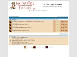 Free forum : Fox Tales Forum (Francais)