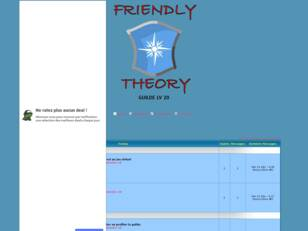 Friendly Theory