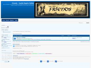 Friends- Castle Empire Online