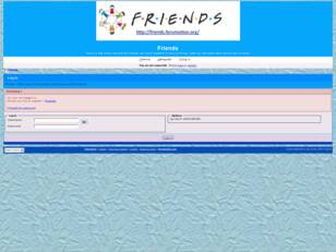 Free forum : Friends
