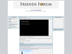 Friends Forum