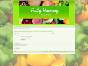 Fruity Harmony