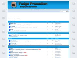 Fudge Promotion