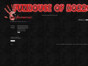 Funhouse Of Horror