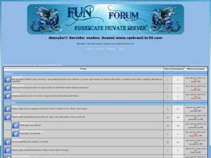 Forum - Fun Runescape Private Server
