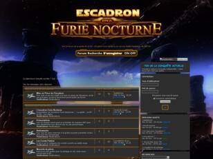 Escadron Furie Nocturne - RP SWTOR