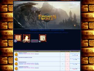 FORSAKEN WORLD ITALIA - ALLIANCE GUILD