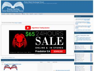 Forex Stock Exchange Forum