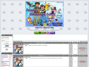 Forum gratis : pokemon ultimate RPG