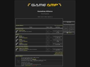 Free forum : GameAmp Alliance