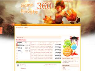 Game Private 360