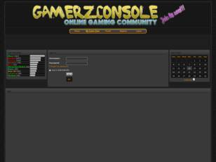 Gamers Console : Official Site