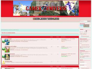 GamerzUniverse - Nintendo Gaming Forum