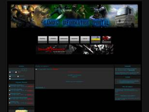 Gaming Information Portal