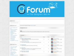 Graphic Design and Programming Forum