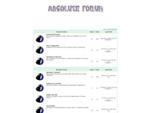 GC Absolute Forum