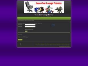 Free forum : Game Chat Lounge Forums