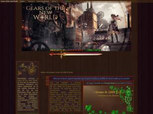 Foro de Rol Narrativo: Gears of the New World