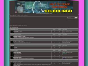 Free forum : The line of Gelbolingo