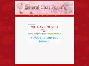 General chat Forum