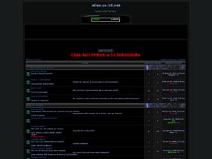 Forum gratuit : alien.cs-16.net