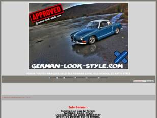 forum german look style //