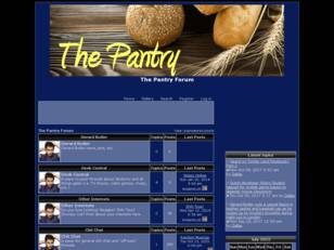 The Butler's Pantry