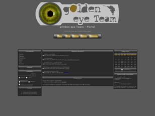 Forum gratis : gOlden eye Team