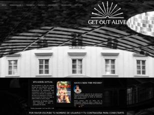 GET OUT ALIVE ϟ