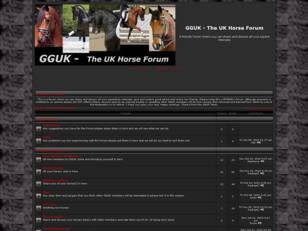 Free forum : GGUK - The UK Horse Forum