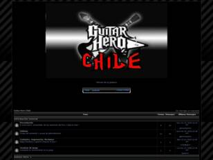 Foro gratis : Guitar Hero Chile