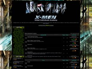 G.I.A. - X-men RPG Forum