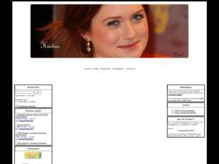 Forum sur l'actrice Britannique Bonnie Wright d