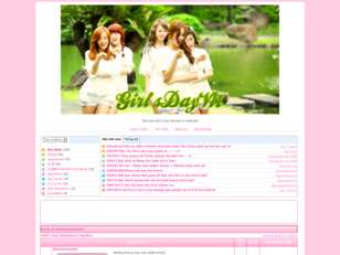 •Girls' Day Vietnamese Fansite•
