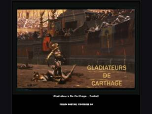 Gladiateurs De Carthage