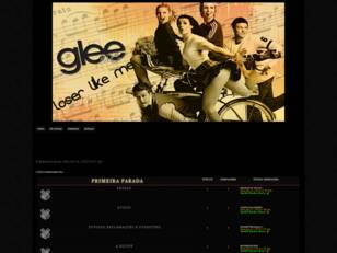 Glee-Loser Like Me RPG