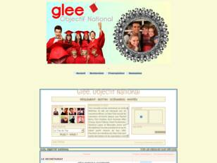 Glee, Objectif National
