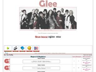 Glee - Born This Way - RPG - Brasil