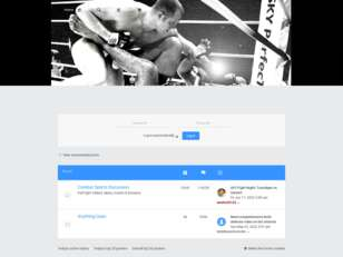 Global-MMA - Combat Sports Discussion & Fight Videos