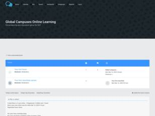Global Campuses Online Learning