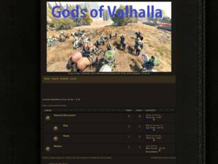 Gods of Valhalla | New Map Serra Estrela