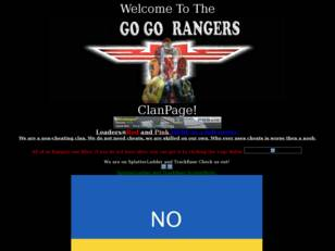 GoGoRangers Clan Forum