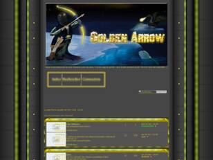Forum Golden Arrow