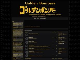 Golden Bomber International Fan Forum
