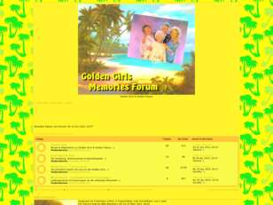 Golden Girls Memories Forum