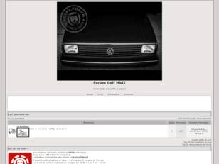 Forum Golf 2 & Jetta 2