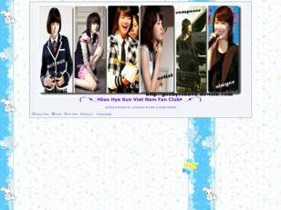 The 1st Goo Hye Sun Fansite in Viet Nam