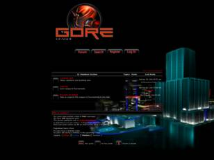 Gore League Forum