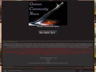 Free forum : Gorean Community News