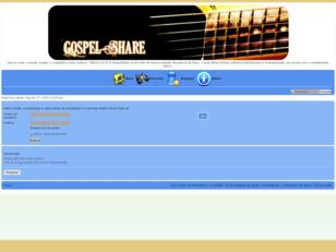 Forum gratis : Gospel Share